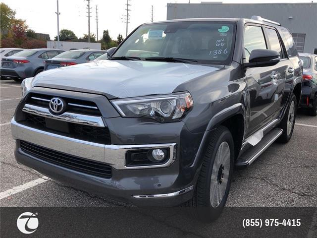 2020 Toyota 4Runner Base (Stk: M200250) in Mississauga - Image 1 of 5