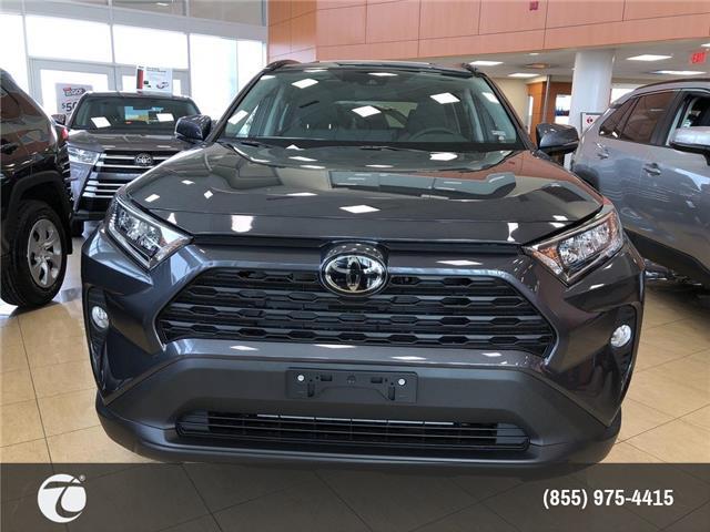 2020 Toyota RAV4 XLE (Stk: M200264) in Mississauga - Image 2 of 5