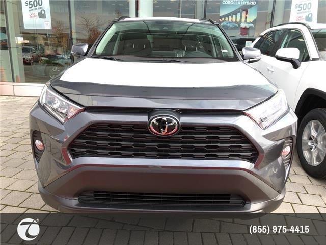 2020 Toyota RAV4 XLE (Stk: M200273) in Mississauga - Image 2 of 5