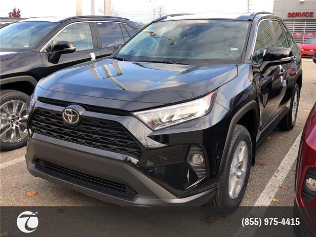 2020 Toyota RAV4 XLE (Stk: M200276) in Mississauga - Image 1 of 5