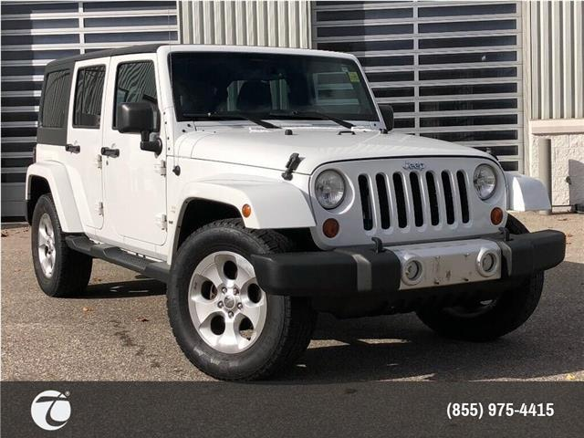 2013 Jeep Wrangler Unlimited SAHARA! NEW ARRIVAL ! (Stk: 31515A) in Mississauga - Image 1 of 17