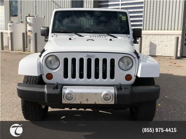 2013 Jeep Wrangler Unlimited SAHARA! NEW ARRIVAL ! (Stk: 31515A) in Mississauga - Image 2 of 17