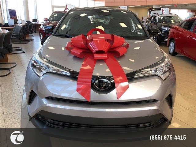 2019 Toyota C-HR Base (Stk: M190944) in Mississauga - Image 2 of 5