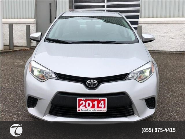 2014 Toyota Corolla LE !!JUST TRADED !! (Stk: M200304A) in Mississauga - Image 2 of 20