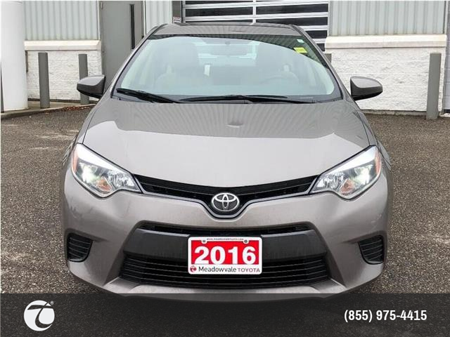 2016 Toyota Corolla LE !!JUST TRADED !! (Stk: M200214A) in Mississauga - Image 2 of 18