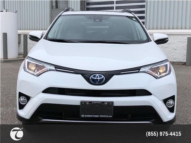 2018 Toyota RAV4 Hybrid LE+ (Stk: 31526) in Mississauga - Image 2 of 21