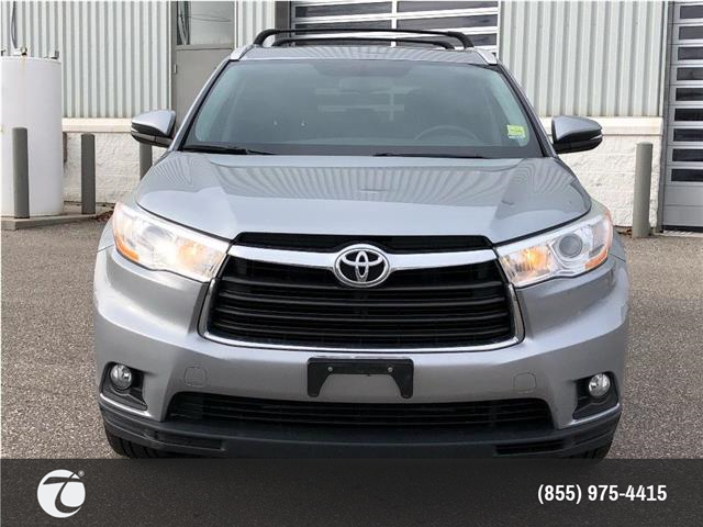 2016 Toyota Highlander XLE AWD!! JUST TRADED IN ! (Stk: M200257A) in Mississauga - Image 2 of 14
