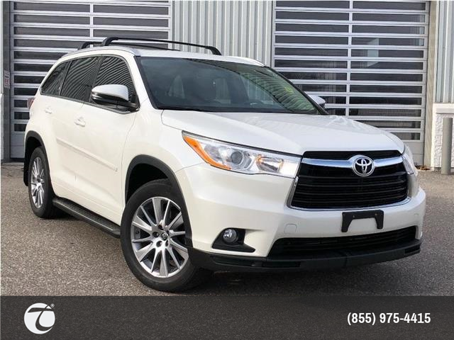 2016 Toyota Highlander XLE AWD!! (Stk: 31523) in Mississauga - Image 1 of 18