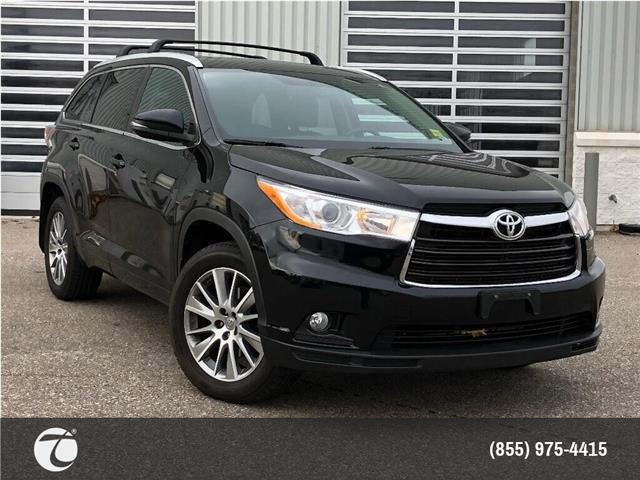 2015 Toyota Highlander XLE AWD!! JUST TRADED ! (Stk: 31525) in Mississauga - Image 1 of 16