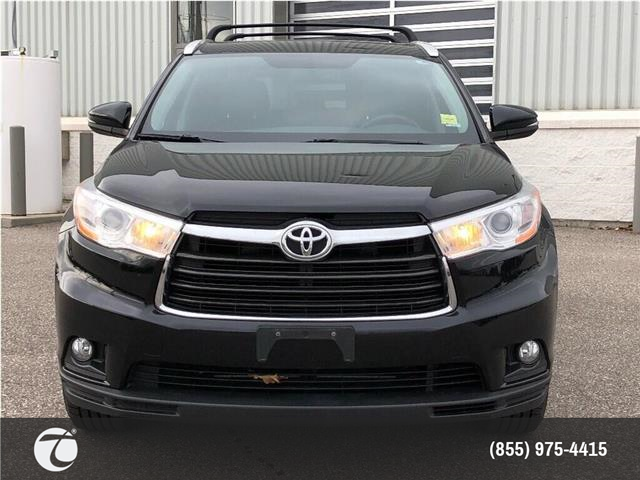 2015 Toyota Highlander XLE AWD!! JUST TRADED ! (Stk: 31525) in Mississauga - Image 2 of 16