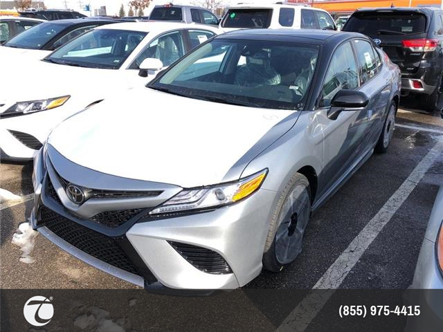 2020 Toyota Camry XSE (Stk: M200367) in Mississauga - Image 1 of 5