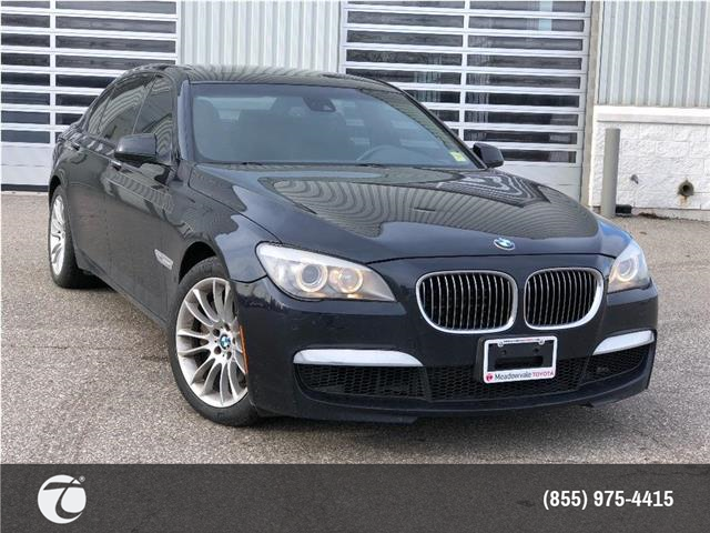 2010 BMW 7 Series 750Li xDrive!!NEW ARRIVAL (Stk: 31488A) in Mississauga - Image 1 of 23
