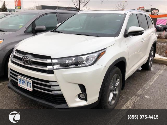 2019 Toyota Highlander Limited (Stk: M190931) in Mississauga - Image 1 of 5