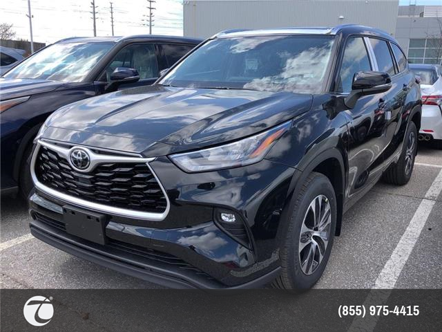 2020 Toyota Highlander XLE (Stk: M200646) in Mississauga - Image 1 of 5