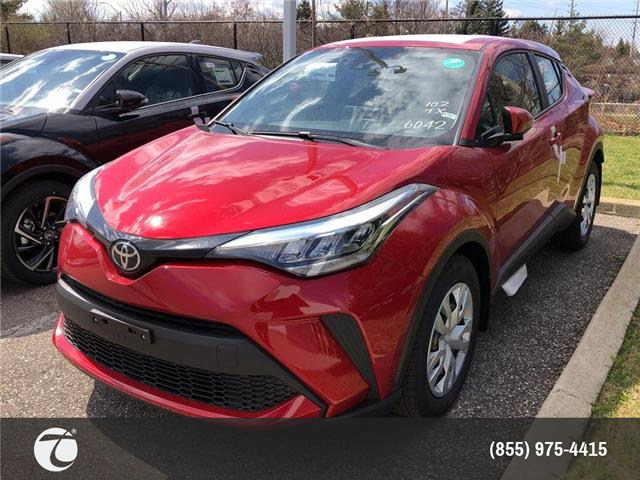 2020 Toyota C-HR LE (Stk: M200653) in Mississauga - Image 1 of 5