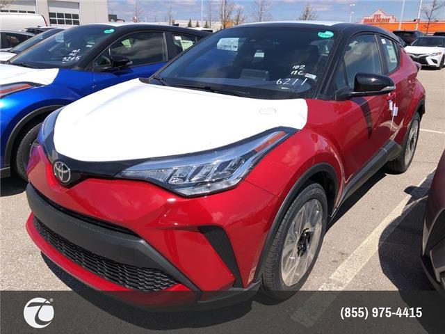 2020 Toyota C-HR XLE Premium (Stk: M200655) in Mississauga - Image 1 of 5