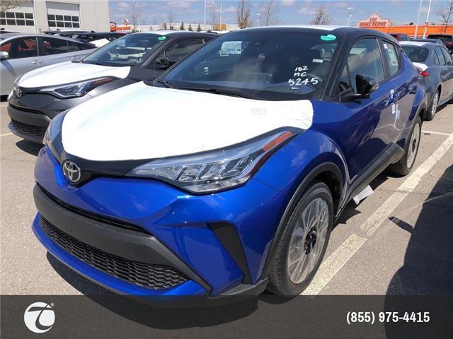 2020 Toyota C-HR XLE Premium (Stk: M200658) in Mississauga - Image 1 of 5