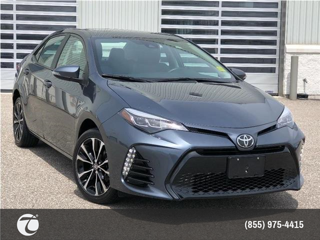 2018 Toyota Corolla SE (Stk: M200529A) in Mississauga - Image 1 of 22