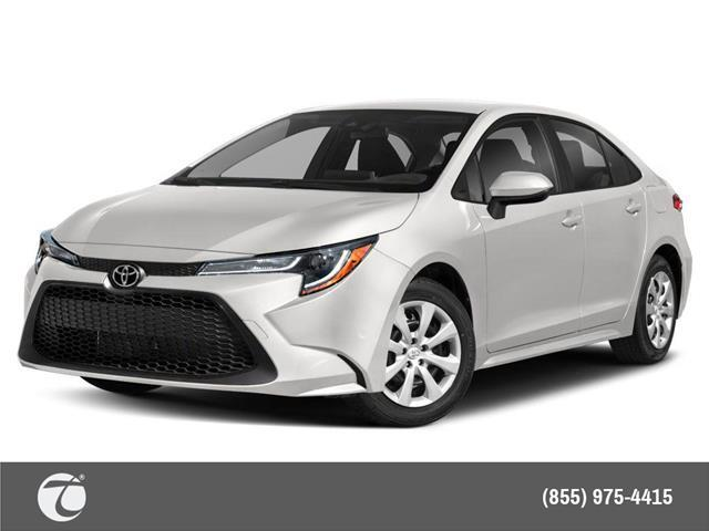 2020 Toyota Corolla LE (Stk: M200833) in Mississauga - Image 1 of 9