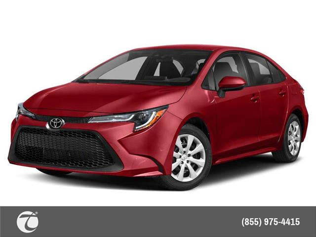 2020 Toyota Corolla LE (Stk: M200194) in Mississauga - Image 1 of 9