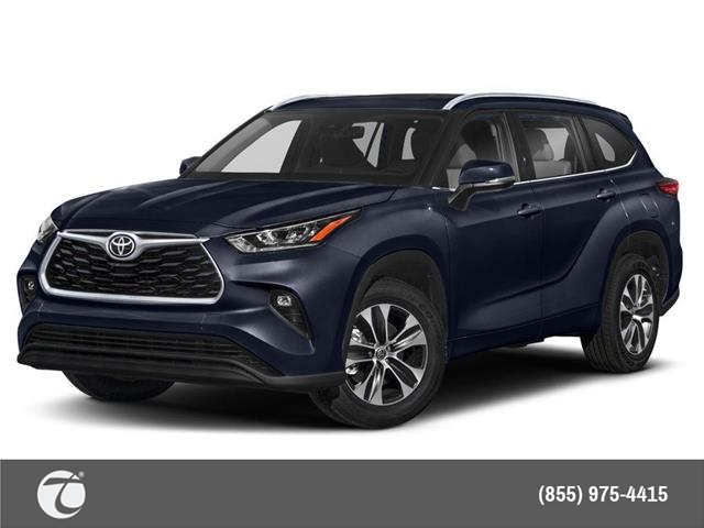 2020 Toyota Highlander XLE (Stk: M200482) in Mississauga - Image 1 of 9