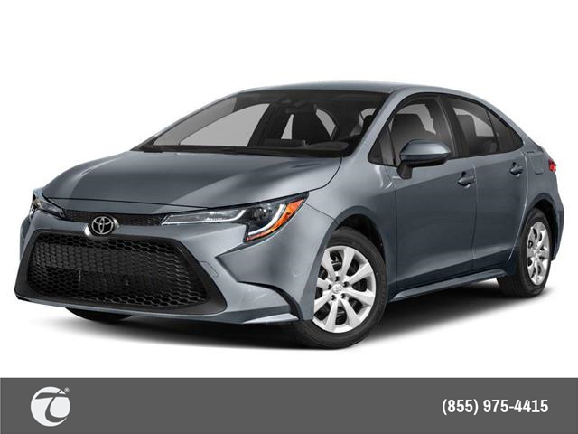 2020 Toyota Corolla LE (Stk: M200637) in Mississauga - Image 1 of 9