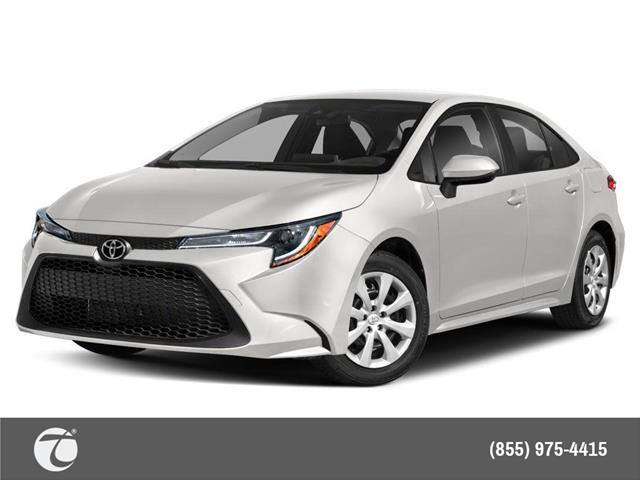 2021 Toyota Corolla LE (Stk: M210003) in Mississauga - Image 1 of 9
