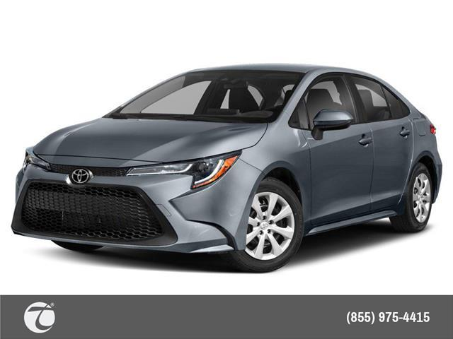 2021 Toyota Corolla LE (Stk: M210007) in Mississauga - Image 1 of 9