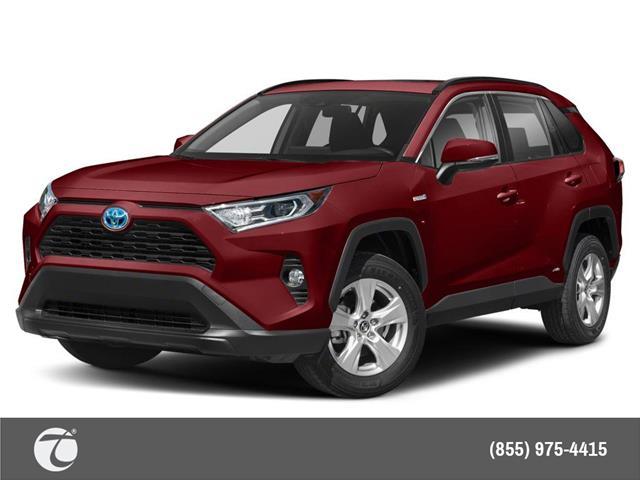 2021 Toyota RAV4 Hybrid XLE (Stk: M210013) in Mississauga - Image 1 of 9