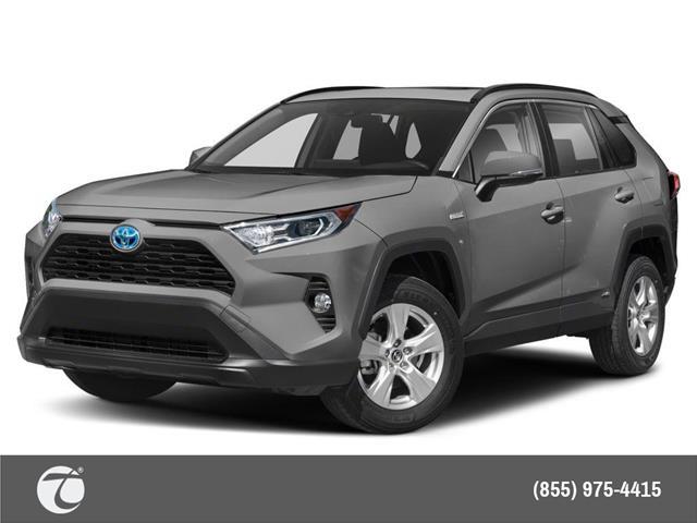 2021 Toyota RAV4 Hybrid XLE (Stk: M210019) in Mississauga - Image 1 of 9