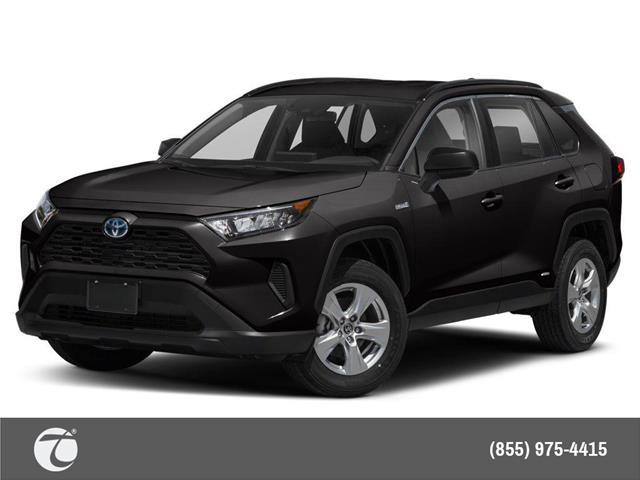 2021 Toyota RAV4 LE (Stk: M210029) in Mississauga - Image 1 of 9