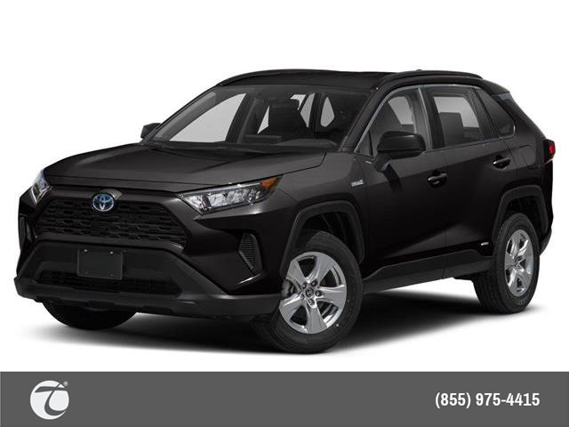 2021 Toyota RAV4 LE (Stk: M210025) in Mississauga - Image 1 of 9