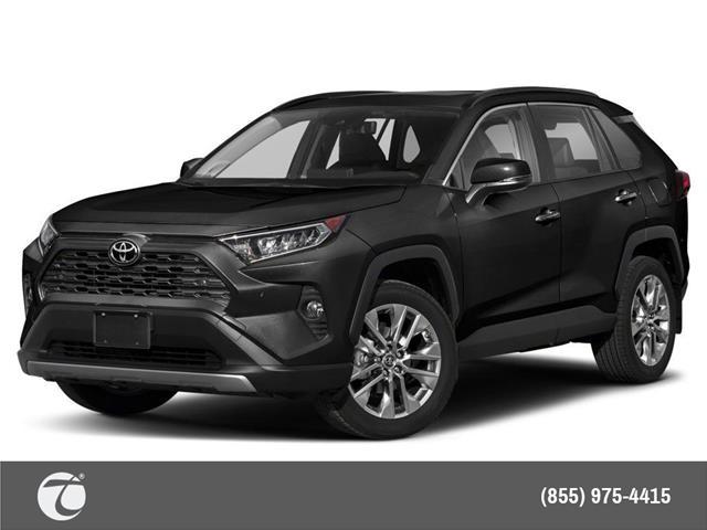 2021 Toyota RAV4 Limited (Stk: M210035) in Mississauga - Image 1 of 9