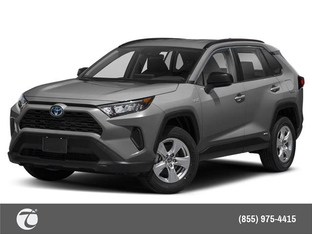 2021 Toyota RAV4 LE (Stk: M210040) in Mississauga - Image 1 of 9
