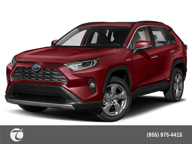 2021 Toyota RAV4 Hybrid Limited (Stk: M210054) in Mississauga - Image 1 of 9