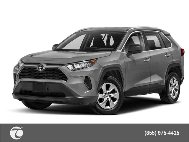 2021 Toyota RAV4 LE (Stk: M210056) in Mississauga - Image 1 of 9
