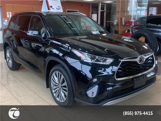 2020 Toyota Highlander Limited (Stk: M200423) in Mississauga - Image 1 of 5