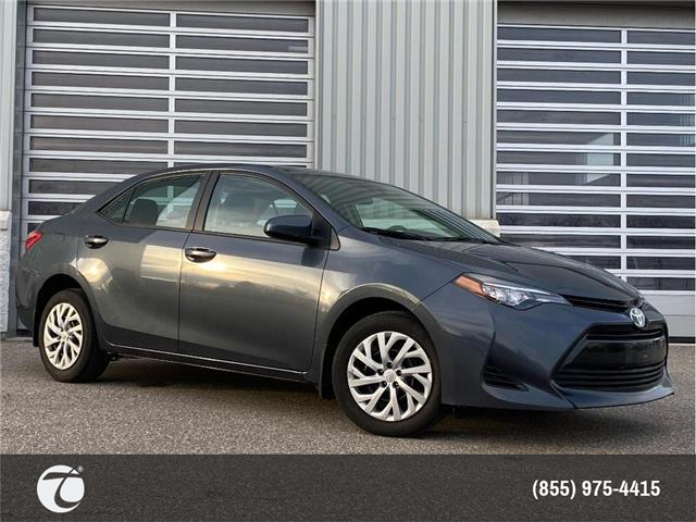 2017 Toyota Corolla LE (Stk: M210005A) in Mississauga - Image 1 of 14