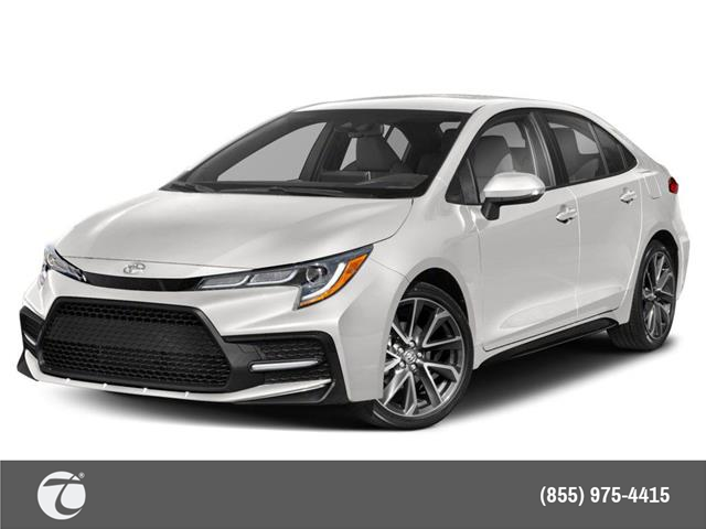 2021 Toyota Corolla SE (Stk: M210211) in Mississauga - Image 1 of 9