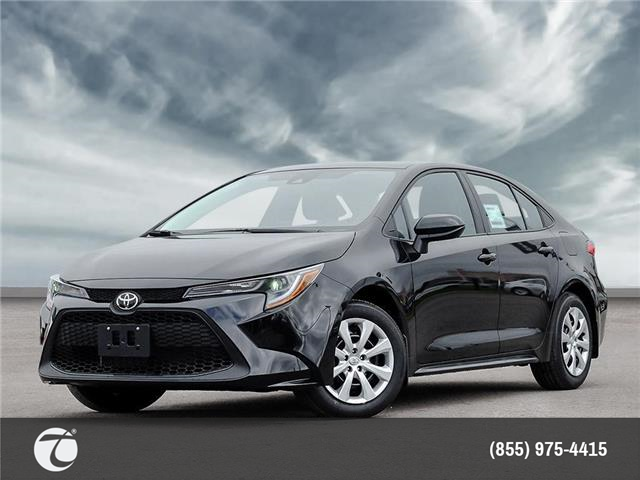 2020 Toyota Corolla LE (Stk: M200097) in Mississauga - Image 1 of 23