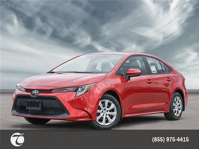 2020 Toyota Corolla LE (Stk: M200163) in Mississauga - Image 1 of 23