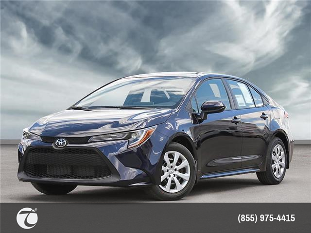 2020 Toyota Corolla LE (Stk: M200229) in Mississauga - Image 1 of 23