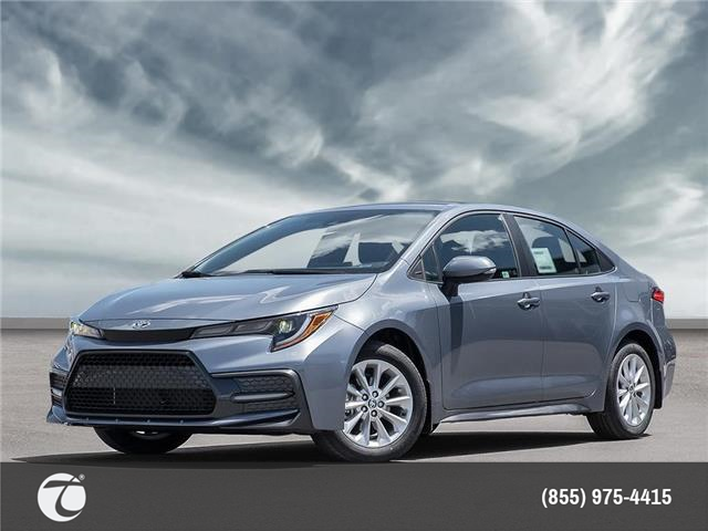 2020 Toyota Corolla SE (Stk: M200580) in Mississauga - Image 1 of 23