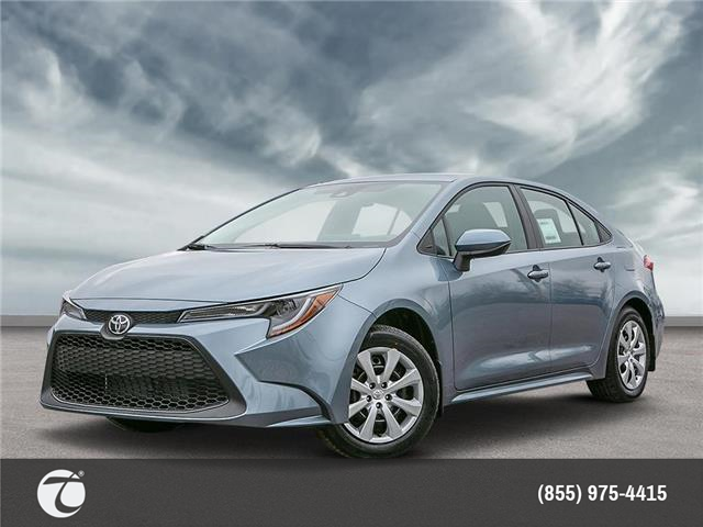 2020 Toyota Corolla LE (Stk: M200732) in Mississauga - Image 1 of 23