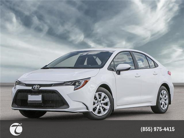 2021 Toyota Corolla LE (Stk: M210008) in Mississauga - Image 1 of 22