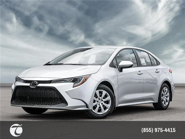 2020 Toyota Corolla LE (Stk: M200785) in Mississauga - Image 1 of 22