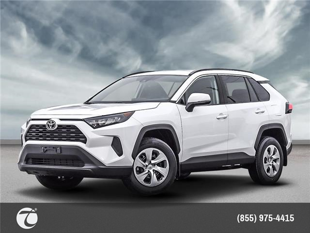 2021 Toyota RAV4 LE (Stk: M210087) in Mississauga - Image 1 of 23