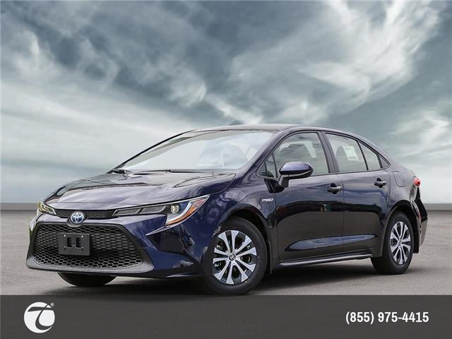 2021 Toyota Corolla Hybrid Base w/Li Battery (Stk: M210091) in Mississauga - Image 1 of 23