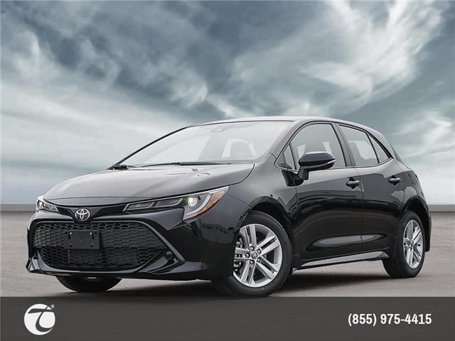 2021 Toyota Corolla Hatchback Base (Stk: M210148) in Mississauga - Image 1 of 23