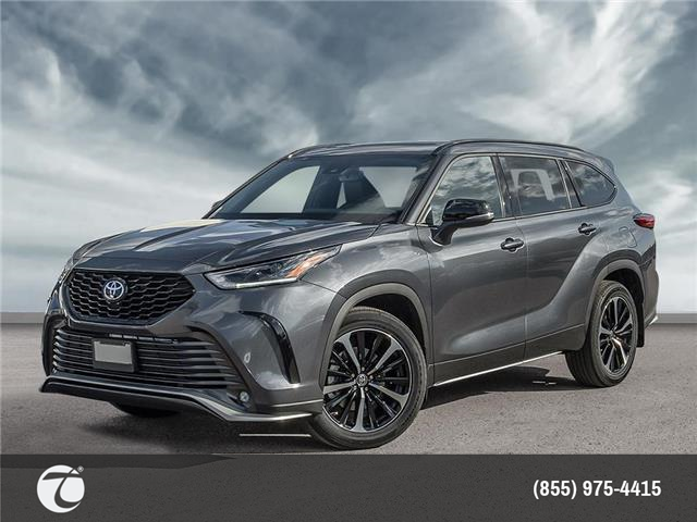 2021 Toyota Highlander XSE (Stk: M210226) in Mississauga - Image 1 of 21